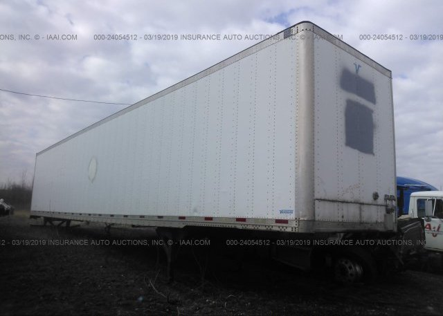 Inventory #966648504 2006 VANGUARD NATIONAL TRAILER VAN
