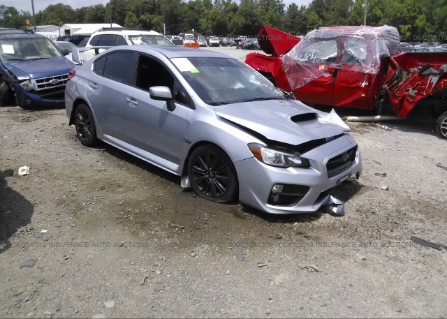 Inventory #355964921 2015 Subaru WRX