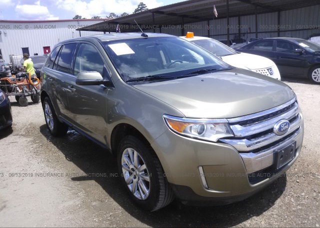 Inventory #630400059 2013 FORD EDGE