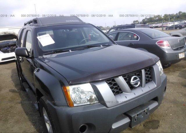 Inventory #142978651 2006 Nissan XTERRA