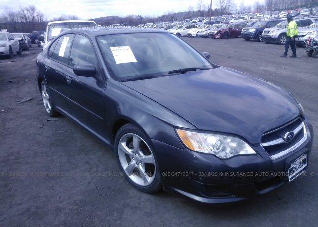 Inventory #340975880 2009 Subaru LEGACY