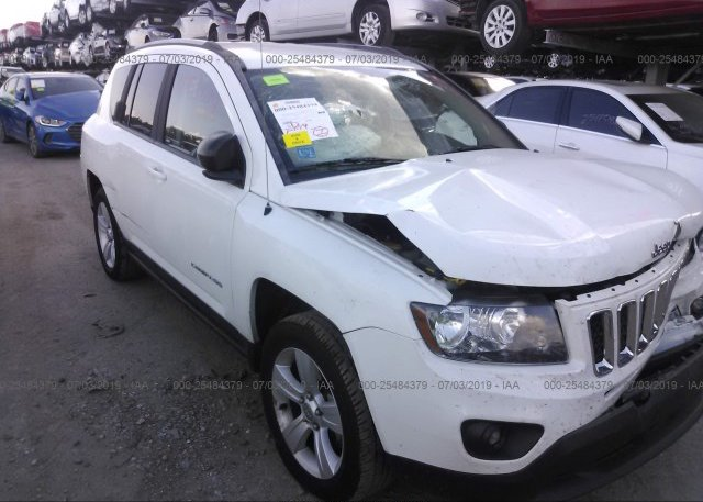 Inventory #433176258 2016 JEEP COMPASS
