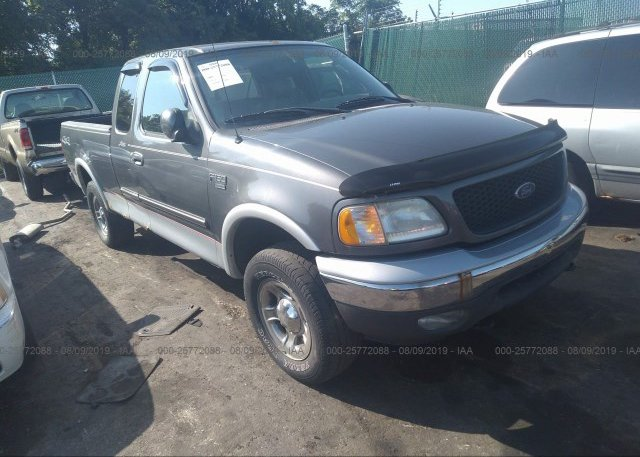 Inventory #639598014 2003 FORD F150