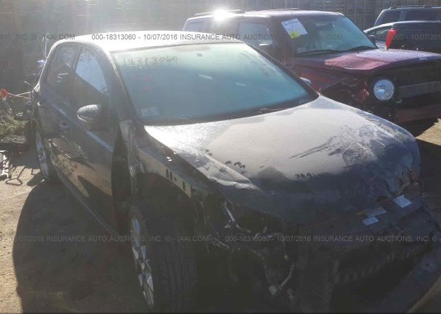 Bidding Ended On Wvwhd7aj3dw134219 Salvage Volkswagen Gti At