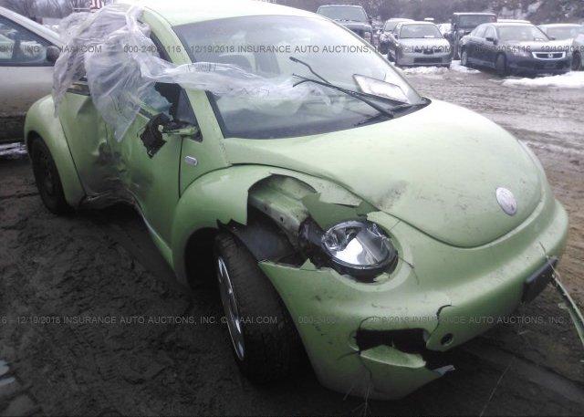 Inventory #217269004 2003 Volkswagen NEW BEETLE