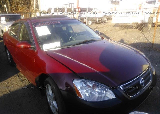 Inventory #915086720 2003 Nissan ALTIMA