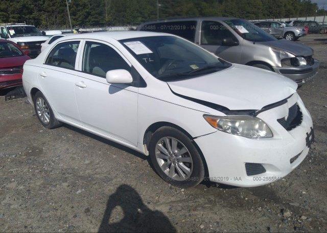 Inventory #933332632 2010 Toyota COROLLA