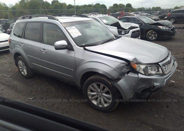 Inventory #738992365 2012 Subaru FORESTER