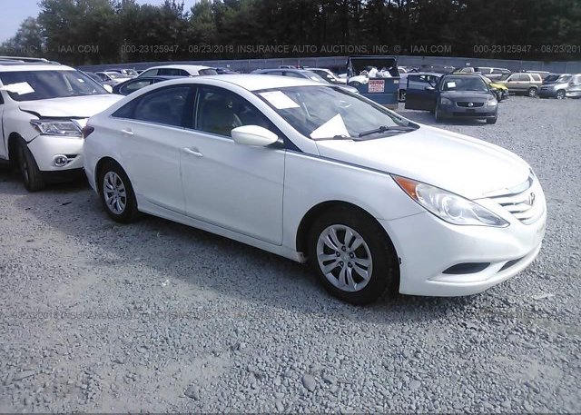 Inventory #531811755 2011 Hyundai SONATA