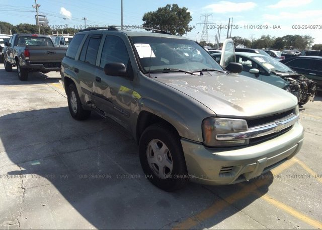 Inventory #359755693 2003 Chevrolet TRAILBLAZER