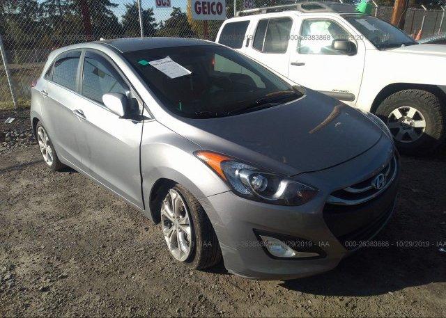 Inventory #868470749 2013 Hyundai ELANTRA GT