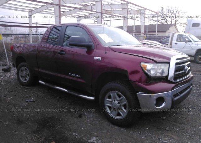 Inventory #454557317 2010 TOYOTA TUNDRA