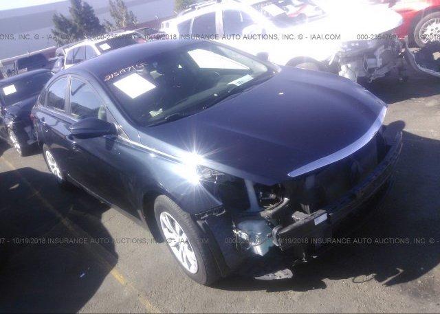 Inventory #126765867 2011 Hyundai SONATA