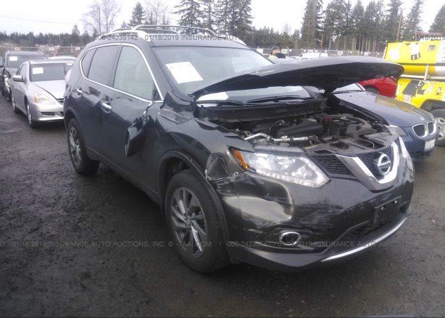 Inventory #291277325 2015 Nissan ROGUE