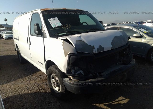 Inventory #459763275 2004 GMC SAVANA