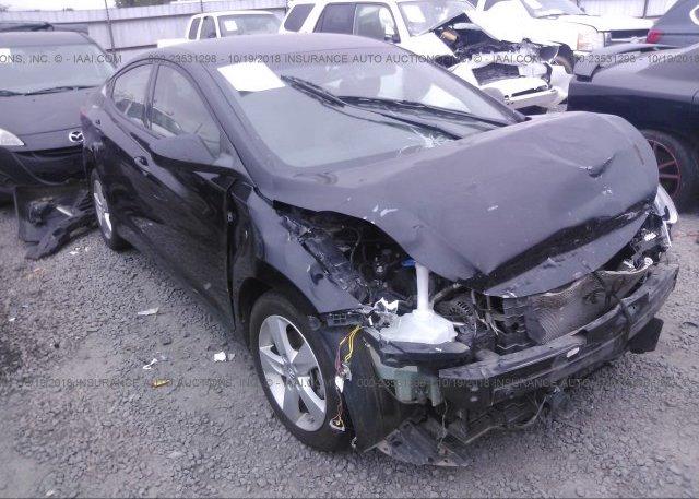 Inventory #909348824 2013 Hyundai ELANTRA