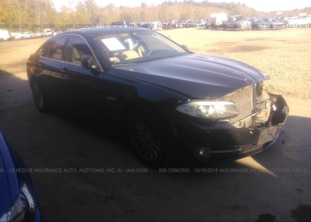 Inventory #104492342 2011 BMW 535