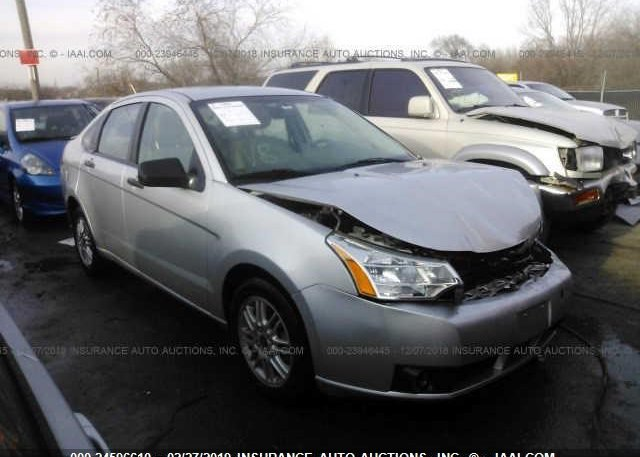 Inventory #709406657 2011 FORD FOCUS
