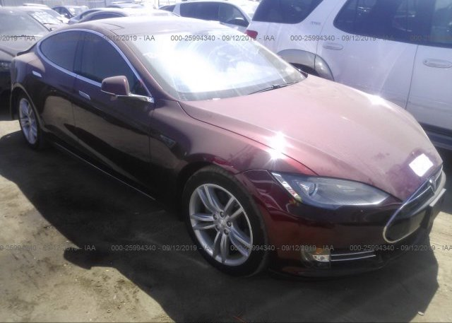 Inventory #639105693 2012 Tesla MODEL S