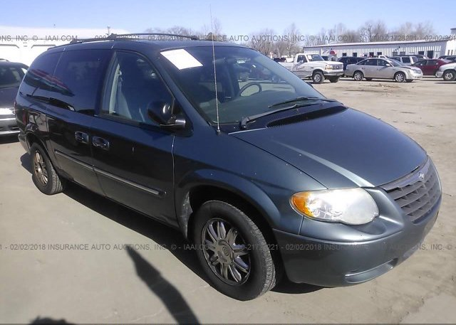 Inventory #372057281 2005 Chrysler TOWN & COUNTRY