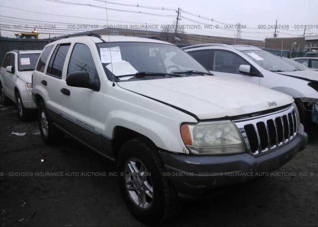 Inventory #811066991 2002 JEEP GRAND CHEROKEE