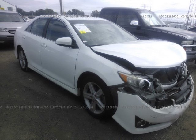 Inventory #251347415 2012 Toyota CAMRY