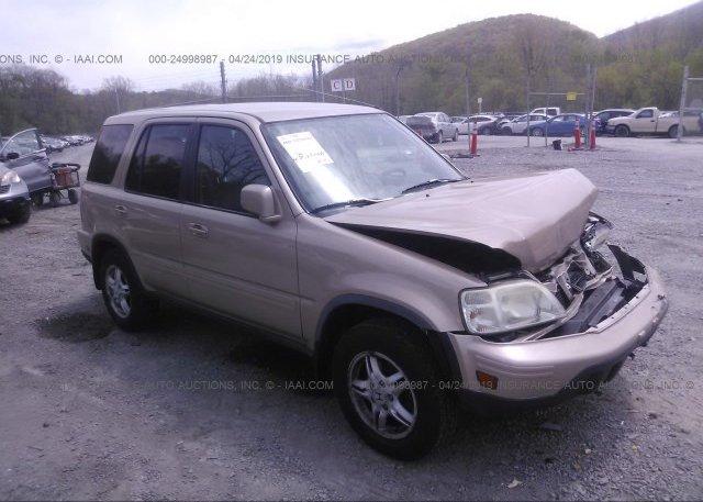 Inventory #609859786 2001 Honda CR-V
