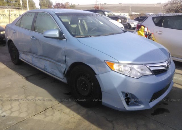 Inventory #813787612 2014 Toyota CAMRY