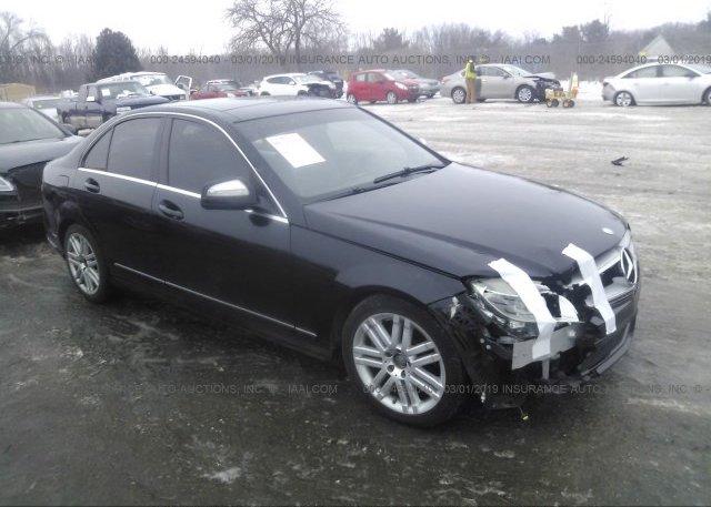 Inventory #652749501 2008 Mercedes-benz C