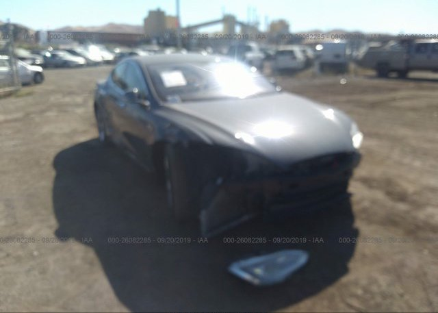 Inventory #502100281 2013 Tesla MODEL S