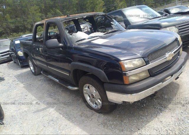 Inventory #827196576 2005 Chevrolet SILVERADO