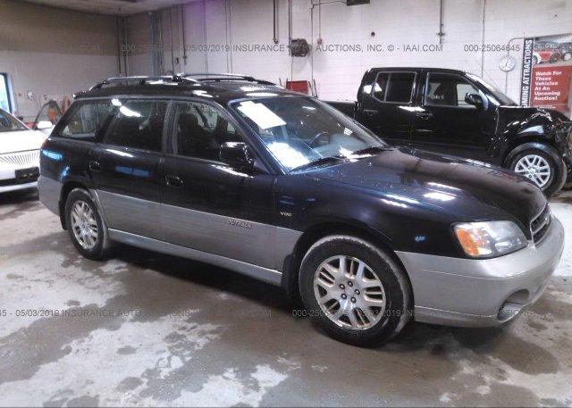 Inventory #783969782 2001 Subaru LEGACY