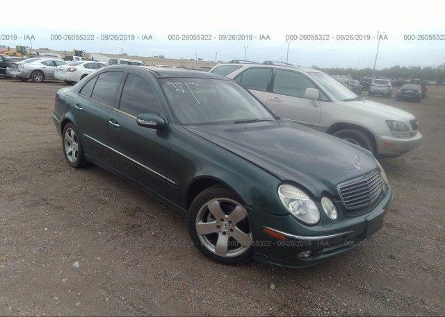 Inventory #840520902 2004 Mercedes-benz E