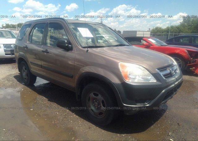 Inventory #566406155 2004 Honda CR-V