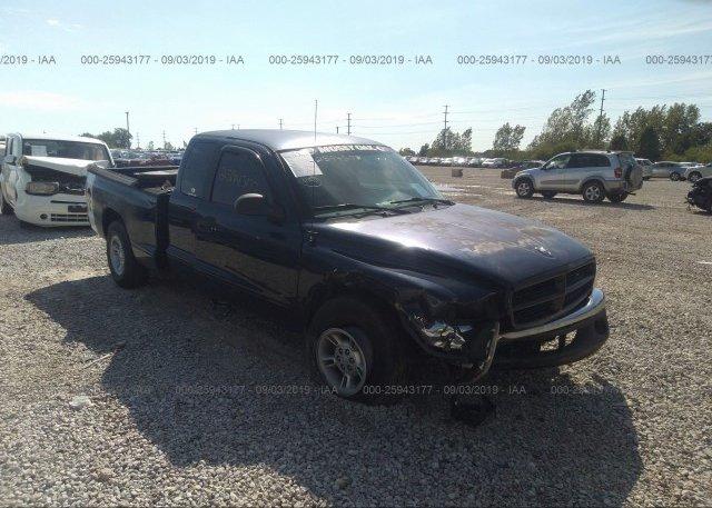 Inventory #594541852 2000 Dodge DAKOTA