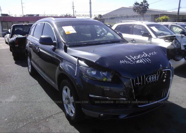 Inventory #146989777 2011 AUDI Q7