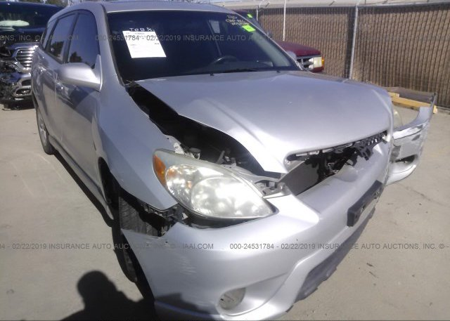 Inventory #999909285 2008 Toyota COROLLA MATRIX