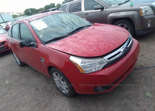 Inventory #618645576 2008 FORD FOCUS