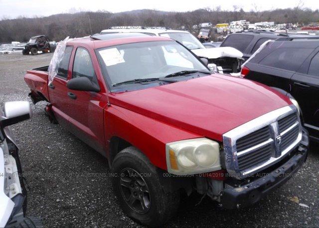 Inventory #926535768 2006 Dodge DAKOTA