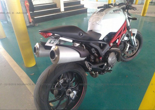 2013 Ducati MONSTER - ZDM1RANN0DB066857