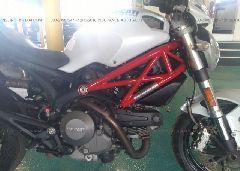2013 Ducati MONSTER - ZDM1RANN0DB066857 front view