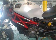 2013 Ducati MONSTER - ZDM1RANN0DB066857 engine view