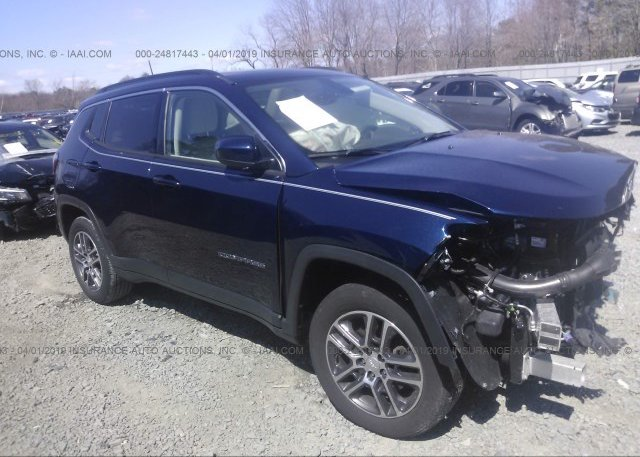 Inventory #939305384 2017 JEEP COMPASS