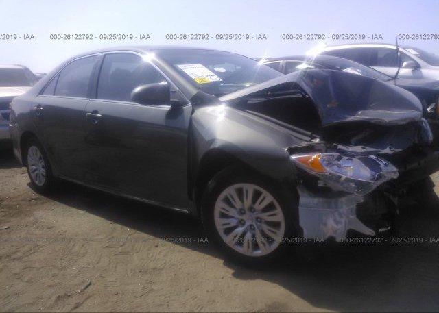 Inventory #508285458 2012 Toyota CAMRY