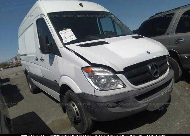 Inventory #938765832 2012 MERCEDES-BENZ SPRINTER