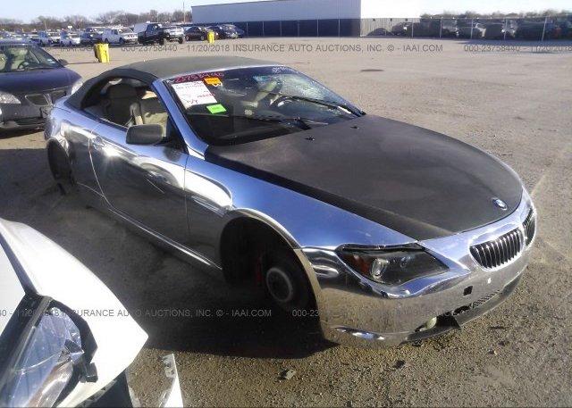 Inventory #963441339 2006 BMW 650