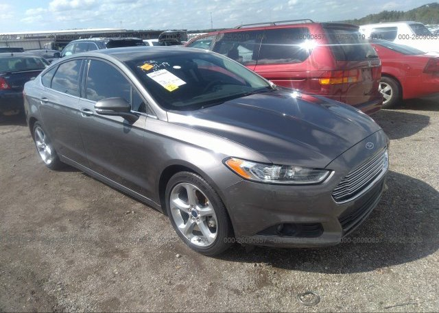 Inventory #705101826 2014 FORD FUSION