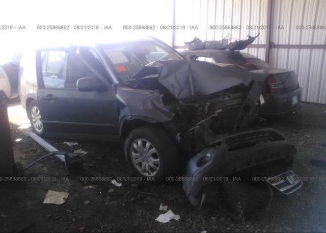 Inventory #353431620 2005 Honda CR-V