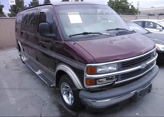 Inventory #354422243 1999 Chevrolet EXPRESS G1500