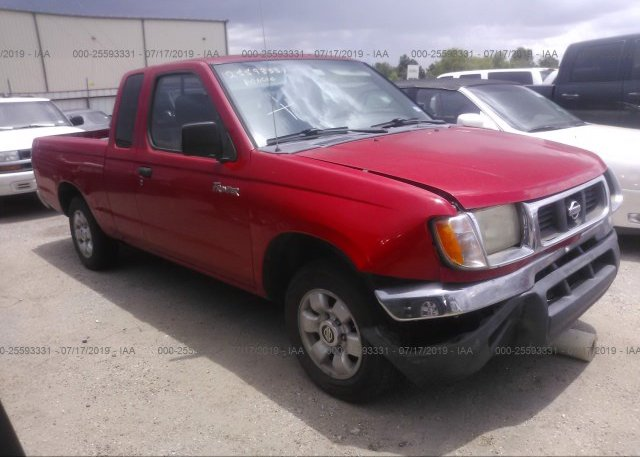 Inventory #573239464 2000 Nissan FRONTIER